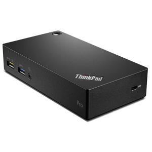 Lenovo ThinkPad USB 3.0 Pro Dock -Japan プロドック IdeaPad S540 C340 L340 ThinkPad X220 X230 X240 X250 X260 等対応【コンパクト発送】|pcmax