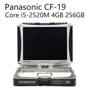 パナソニック タフブック Panasonic TOUGHBOOK CF-19 Core2 メモリ2GB 新品SSD128GB Office付き Windows10 Office付き Win10 中古ノートパソコン|pcmax