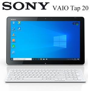 SONY VIOA Tap20 Core-i5 RAM:8GB 新品SSD:512GB 正規版Office付き 内蔵無線 タッチ Windows10 Pro 中古一体型AIO 中古パソコン|pcmax