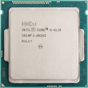 中古CPU プロセッサー Core i3 4130 SR1NP @ 3.4GHz 【ネコポス発送】|pcmax