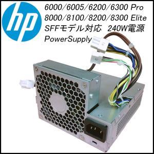 電源BOX 240W HP Compaq SFFモデル 対応交換用電源ユニット 240W PowerSupply 中古