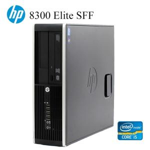 在宅勤務対応 HP 第三世代Core-i5 16GBメモリ SSD256GB+HDD500GB 正規版Office付き ハイブリッド 中古パソコン Windows10 6300/8300 Elite SFFモデル|pcmax