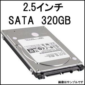 100個セット 中古HDD 2.5インチ SATA 内蔵ハードディスク 320GB 【中古】|pcmax