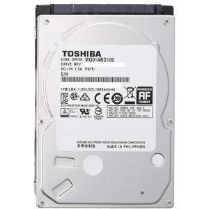 【新品未使用品】2.5インチ 1TB HDD SATA TOSHIBA 東芝( 2.5inch / SATA 3Gb/s / 1TB / 5400rpm / 8MB / 9.5mm ) MQ01ABD100 【ネコポス発送】|pcmax
