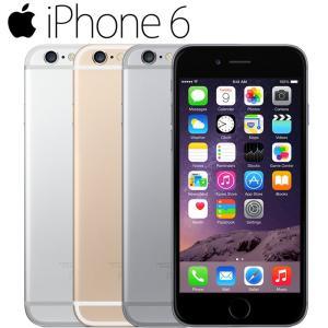 iPhone6 16GB 白ロム 4.7インチ 3色選べる キャリア選べる Retina HDディスプレイ Touch ID 中古スマホ アップル APPLE 中古アイフォン 本体のみ|pcmax