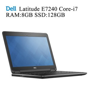 DELL Latitude E7240 第四世代Core-i7 8GBメモリ SSD128GB Office付き Win10 中古ノートパソコン pcmax