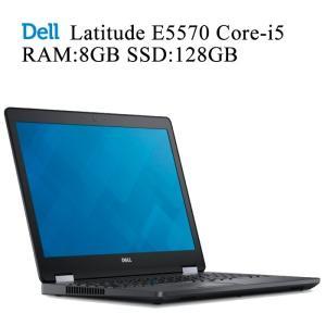 DELL Latitude E5570 第六世代Core-i5 4GBメモリ SSD180GB Office付き Win10 中古ノートパソコン|pcmax