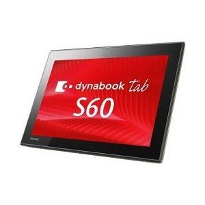 東芝 DynaBook Tab S60 ATOM X5-Z8300 1.44GHz 10インチ 2GB/32GB Office付き Win10 タブレット|pcmax
