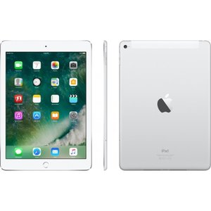 APPLE iPad Air2 A1567 9.7インチ Retinaディスプレイ WI-FI+Cellular(Softbank)セルラーモデル 16GB シルバー 白 中古タブレット|pcmax