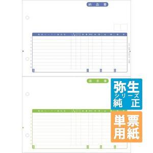弥生サプライ 納品書 単票用紙 1000枚入 (332001)|pcoffice