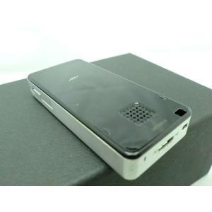 【中古】 WX03A ブラック /ストラップフォン,WILLCOM|pcones