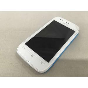 【中古】 Lumia 710 Cyan 【SIM FREE】,SIMフリー