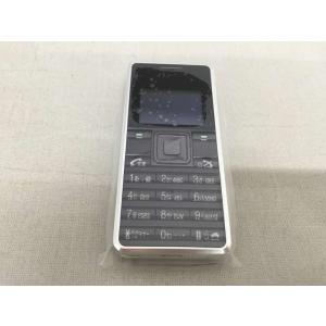 WX03A ブラック /ストラップフォン,WILLCOM,新品同様,未使用品|pcones