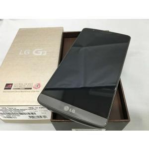 【中古】 G3 LG-D855 32GB TITAN,SIMフリー