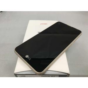 LGS02 シャンパンゴールド /X screen J:COM版、新品同様、未使用品、SIMフリー|pcones