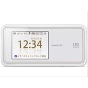W02 /HWD33SWU ホワイト /Speed Wi-Fi NEXT WiMAX 2+,au,新品同様,未使用品|pcones