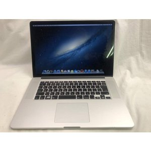 【中古】 MacBook Pro Retinaディスプレイ 2700/15.4 ME665J/A|pcones