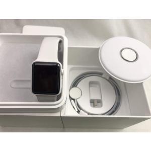 【中古】 Apple Watch Edition Series2 38mm ホワイトセラミックケース/クラウドスポーツバンド MNTN2J/A|pcones