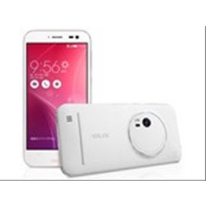 ZenFone Zoom プレミアムレザーホワイト /ZX551ML-WH128S4 国内版(128...