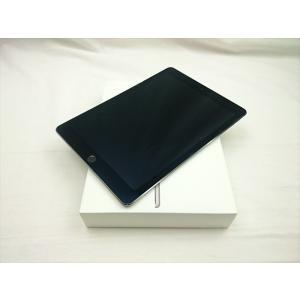 (中古) iPad Pro 9.7インチ Cellular 32GB スペースグレイ /MLPW2J/A  【SIMロック解除品】、docomo pcones