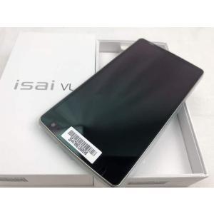 LGV31 アクア /isai VL、au、新品同様、未使用品|pcones