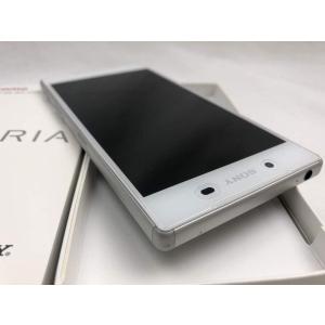 【中古】 SO-01H White /Xperia Z5、docomo|pcones