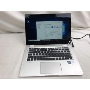 (中古) EliteBook x360 1030 G2 2EM90PP#ACF (i5-7300U/13.3/8GB/SSD256GB/W10)※英語キーボード|pcones