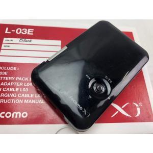 (中古) L-03E Black、docomo|pcones