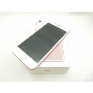 (中古) iPhone 7 32GB ローズゴールド /MNCJ2J/A Softbank、softbank|pcones
