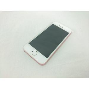 (中古) iPhone SE 64GB ローズゴールド /MLXQ2J/A 、au|pcones
