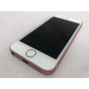 (中古) iPhone SE 128GB ローズゴールド /MP892J/A 版、Ymobile|pcones