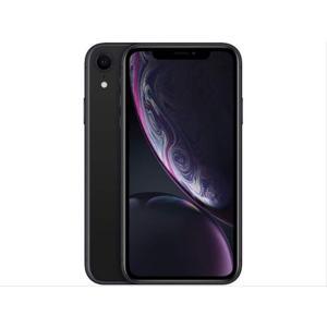 iPhone XR 128GB ブラック /MT0G2J/A au 【SIMロック解除品】 Sランク...