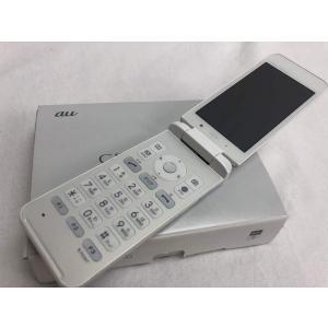 (中古) KYF31 ホワイト /GRATINA 4G、au pcones