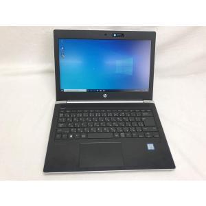 (中古) ProBook 430 G5 リノベーションPC (i3-7100U/13.3/4GB/SSD256GB/W10/SIMフリー)|pcones