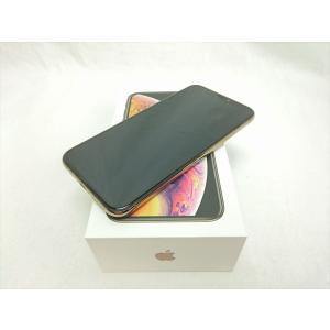 (中古) iPhone XS 64GB ゴールド /MTAY2J/A  【SIMロック解除品】、do...