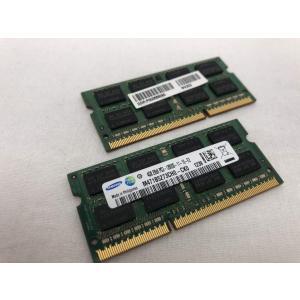 (中古) 204Pin 1600(PC3-12800) 4GB x2 DDR3 S.O.DIMM|pcones