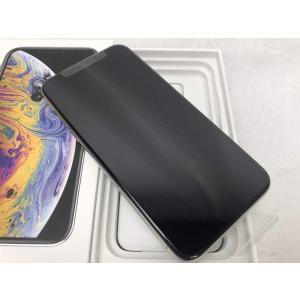 iPhone XS 64GB シルバー /MTAX2J/A  【SIMロック解除品】、au、新品同様...