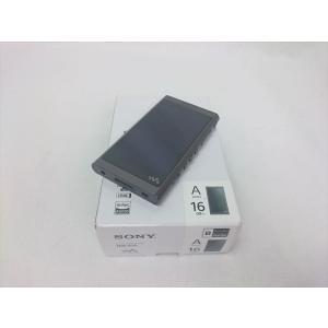 (中古) NW-A55 [16GB グレイッシュブラック] pcones