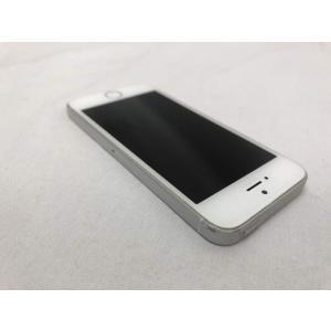 (中古) iPhone SE 32GB シルバー /MP832J/A 、softbank|pcones