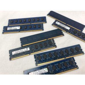 (中古) PC3-10600(DDR3 1333) 2GB x2 /バルク|pcones