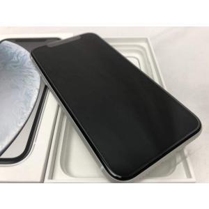 iPhone XR 64GB ホワイト /MT032J/A au 【SIMロック解除品】 Sランク(...