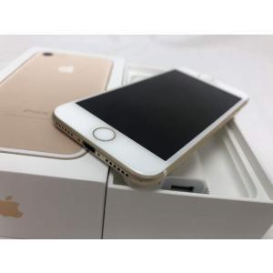 (中古) iPhone 7 128GB ゴールド /MNCM2J/A Softbank、softbank|pcones