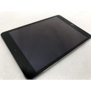 iPad mini3 Wi-Fi 16GB スペースグレイ /MGNR2J/A Bランク(フレーム/...
