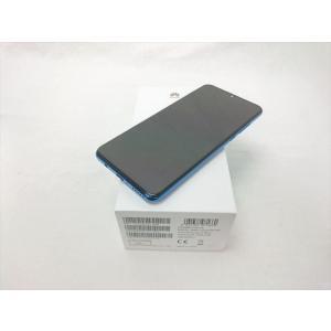 P30 Lite ピーコックブルー/UQ版  Sランク(未使用、新品同様品)、箱/付属品あり And...