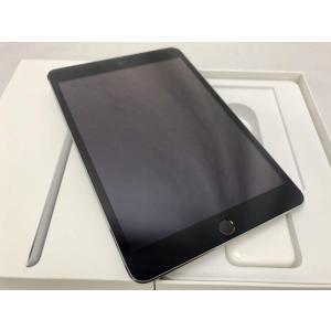iPad mini3 Wi-Fi 16GB スペースグレイ /MGNR2J/A Bランク(フレーム等...