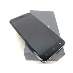 (中古) ZenFone3 サファイアブラック /ZE520KL-BK32S3RT 楽天版、SIMフ...