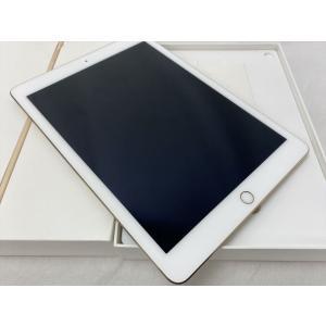 (中古) iPad Pro 9.7インチ Wi-Fi 32GB ゴールド /MLMQ2J/A