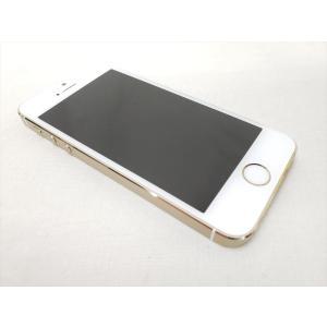 (中古) iPhone 5s 32GB ゴールド /ME337J/A 【国内版 SIMFREE】、S...