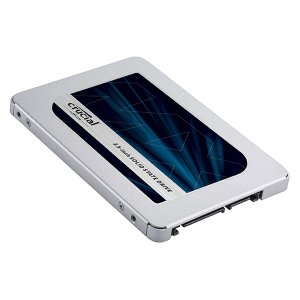 Crucial(by Micron) SSD  次世代のMicron 3D TLC NANDフラッシ...