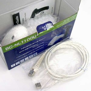 ビジコム BC-NL1100U-W ロングレンジCCDバーコードリーダー USB ホワイト 液晶読取対応 1年保証 日本語マニュアルあり|pcpos2|04
